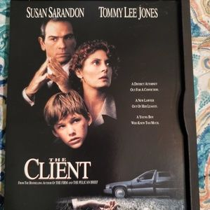 The Client staring Tommy Lee Jones